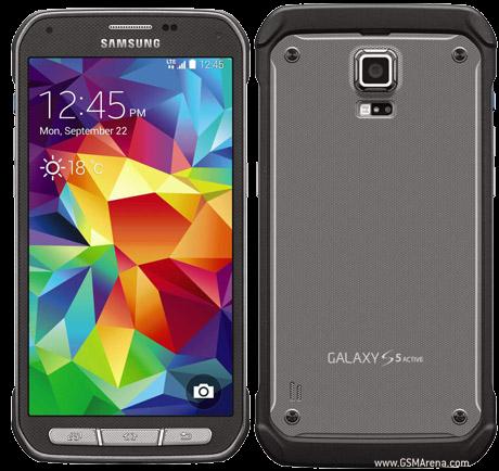 Samsung Galaxy S5 Active - klteactivexx - LineageOS 16 0